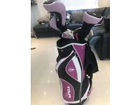 Dunlop Tour Pink Full Golf Set (ONLY USED ONCE)