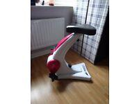 Sit'n'Cycle Low Resistance Aerobic Trainer