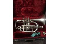 Boosey & Hawkes vintage imperial cornet