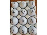 Calllaway golf balls.