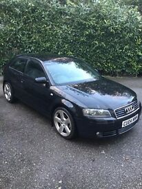 "AUDi A3 TDi 2.0Ltr Sport Outstanding Condition ""12 Months MOT"" This car must be seen"