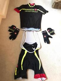 Full Castelli Cycling Kit