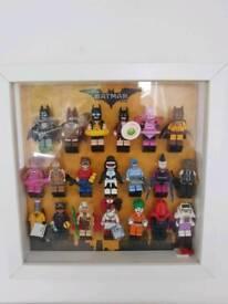 Lego batman movie minifigures set