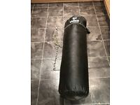 120cm (4ft) linen filled Vader punchbag with chains