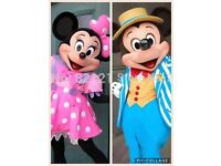 Party Costume Hire for kids parties, Christenings and Weddings