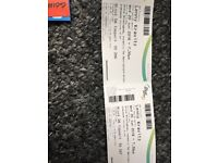 Lenny kravitz tickets x2 20/6/18