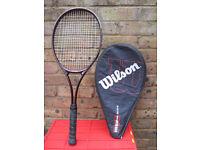 Eagle tennis racket