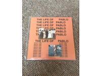 Limited edition Kanye vinyl