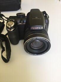 Fujifilm Finepix S4500 Digital Semi DSLR Camera