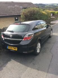 Astra Sxi black clean low miles