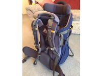Vaude Baby Carrier Backpack Hiking