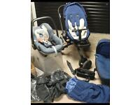 Quinny moodd travel system 0-3years can deliver