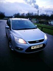 Ford Focus Style 2008 Silver