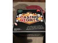Casino nights game