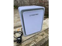 Dehumidifier, Trotec, Small but Powerful, Aprox Size 16 inches high 12 inches Wide.