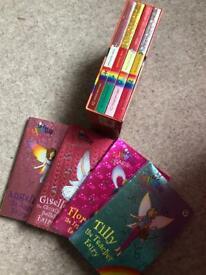 8 Rainbow 🌈 Fairy Books