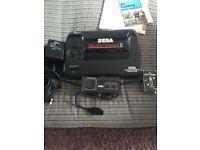 Sega Matser system 2 and Games Bundle