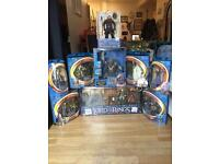 Lord of the rings action figures bundle