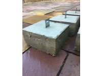 Large concrete weights