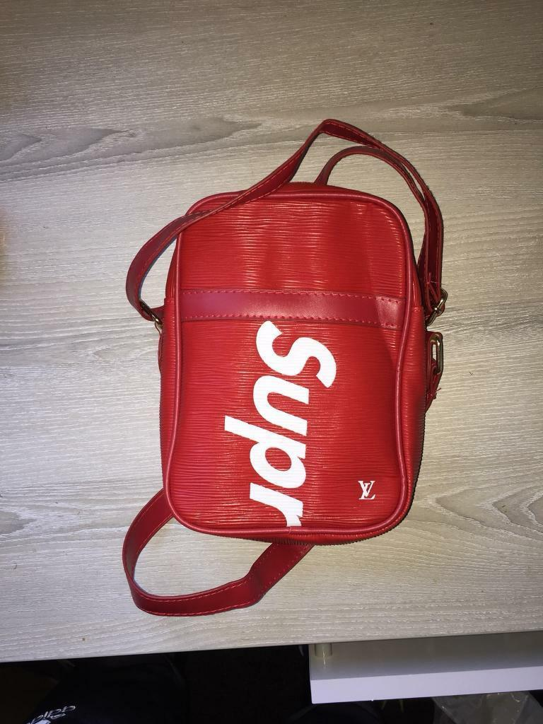 f8de09280f4 Supreme x Louis Vuitton Waist Bag (NEW)   in Southampton ...