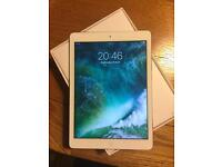 Apple iPad Air 16GB Silver Excellent with Case