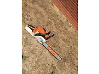 Stihl 260 chainsaw