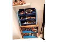 Book Shelf and storage unit