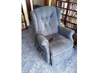 Sherborne Lift & Rise Electric Recliners and 2 Seater Recliner Sofa