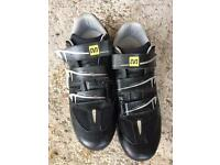 Mavic cycling shoes