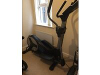 NordicTrack E4.1 Cross trainer/Elliptical machine excellent condition