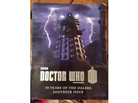Doctor Who BBC 50 Years Of The Dales Souvenir Issue