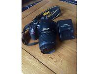 Nikon Dslr D3200 for sale