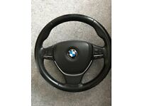 F10/F11 steering wheel , applicable to any 5 series