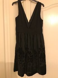 H&M new with tags size 14 low back dress