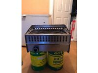 FIMAR CHARGRILL GL40 NATURAL GAS