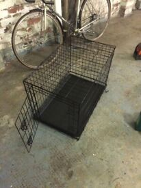 Dog or puppy crate