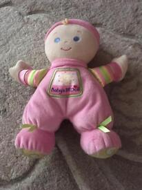 ELC soft first dolly