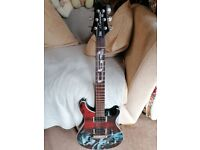 PRS Se Corvette C6R Guitar