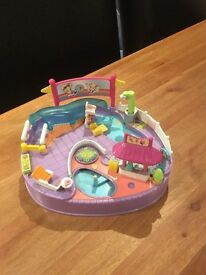 Polly Pocket Toy Swimming Pool
