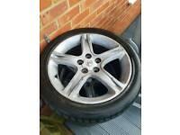 Lexus is200 alloy wheels