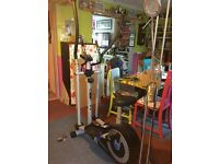Roger black cross trainer/excercise machine