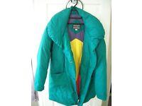 Ladies Down & Feather Coat