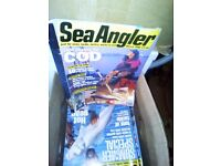 Sea Angler Magazines.