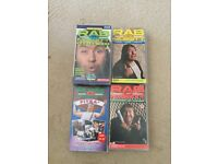 VHS video tapes Rab C Nesbitt x 5 video tapes ex con