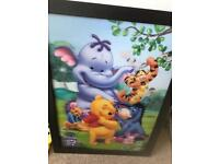 3D Winnie the Pooh picture
