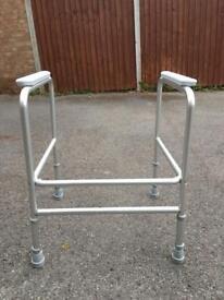 Toilet frame x2 £10 each