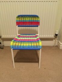 Kids IKEA Rainbow Chair