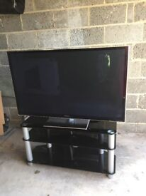 Panasonic 50inch smart tv with stand £300 excellent condition