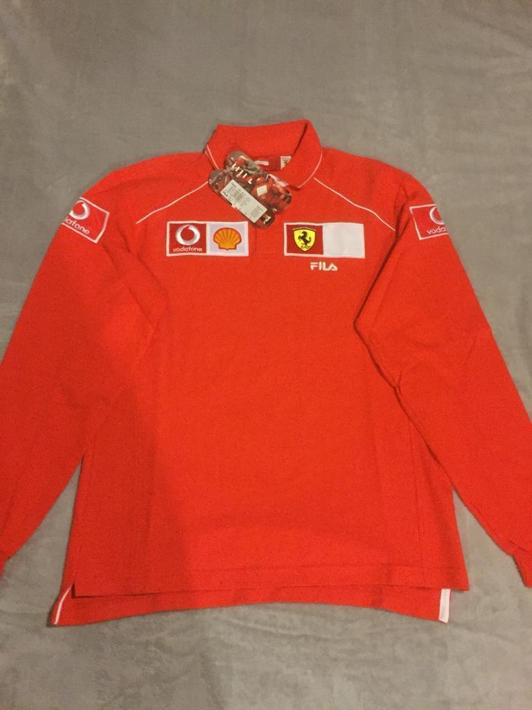 Ferrari Polo Shirt
