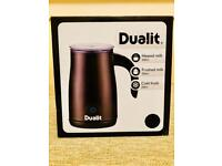BRAND NEW! - Dualit Milk Frother